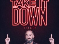 Tom Segura Take It Down Tour