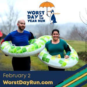 Worst Day of the Year Run 2019 Oregon 5k Fun Run   Costume