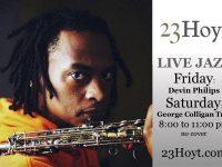 23H - Jazz flyer