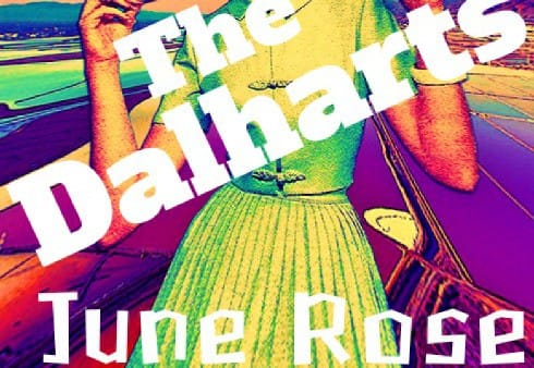 February 22 @ Bare Bones Cafe & Bar - The Dalharts grace our game room again with their rockabilly magic - with JuneRose kicking off the night! Early and FREE as always! 21+