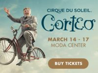 """Cirque du Soleil Corteo Moda Center"""