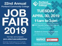 2019 Spring Cascade Job Fair | Featuring 90 Employers, Tips, Networking