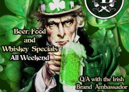 EB St Patrick's Day
