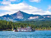 Portland To Cascade Locks Cruise