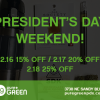 Pure Green Presidents