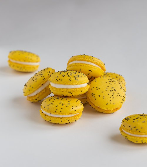 Learn the Secrets to Tasty Macarons @ Pix Patisserie's