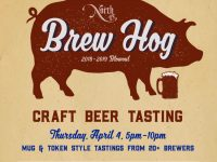 Brew Hog Blowout Craft Beer Tasting