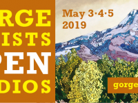 Gorge Artists Open Studios  banner