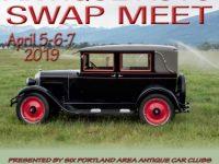 portland swap meet 2019 banner