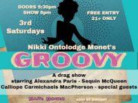 Groovy: A Drag Show