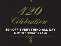 420 Celebration at Parlour