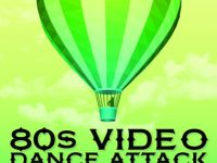 80s video dance attak benefit