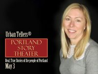 Portland Story Theater Presents Urban Tellers