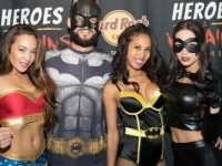 Superheroes vs Villains Portland Bar Crawl 2019