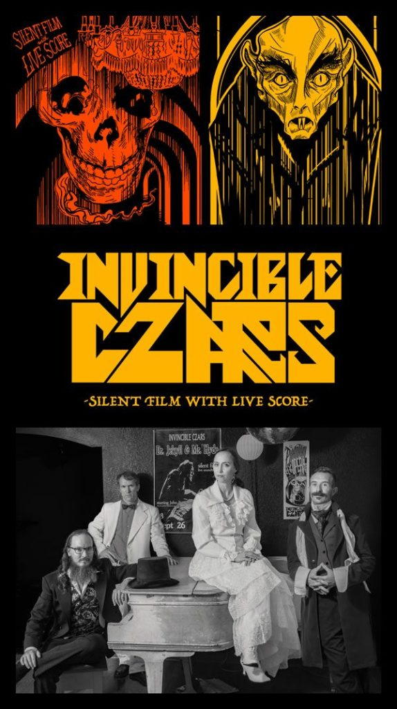Invincible Czars Perform LIVE
