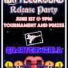 Quarterworld Galactic Battleground