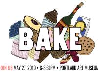 Bake: a Dessert Tasting Event