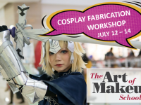 Cosplay Art of Makeup