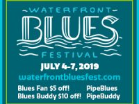 waterfront blues 2019