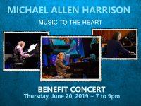Michael Allen Harrison Benefit Concert