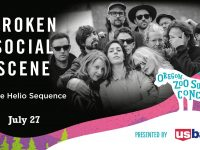 Oregon Zoo Presents Broken Social Scene