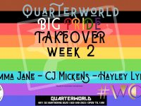 Big Pride Takeover Week 2