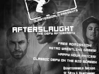 Afterslaught - The Defy Afterparty