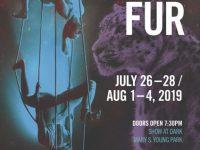 ART in the DARK : Frost + Fur