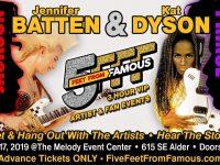 A Night of Jackson & Prince (Jennifer Batten and Kat Dyson)
