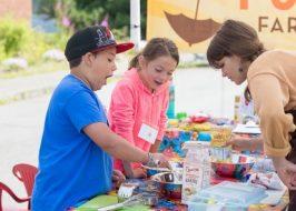 Kids Activities @ Farmers Market