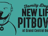 Family Dogs New Life Pitbowl!