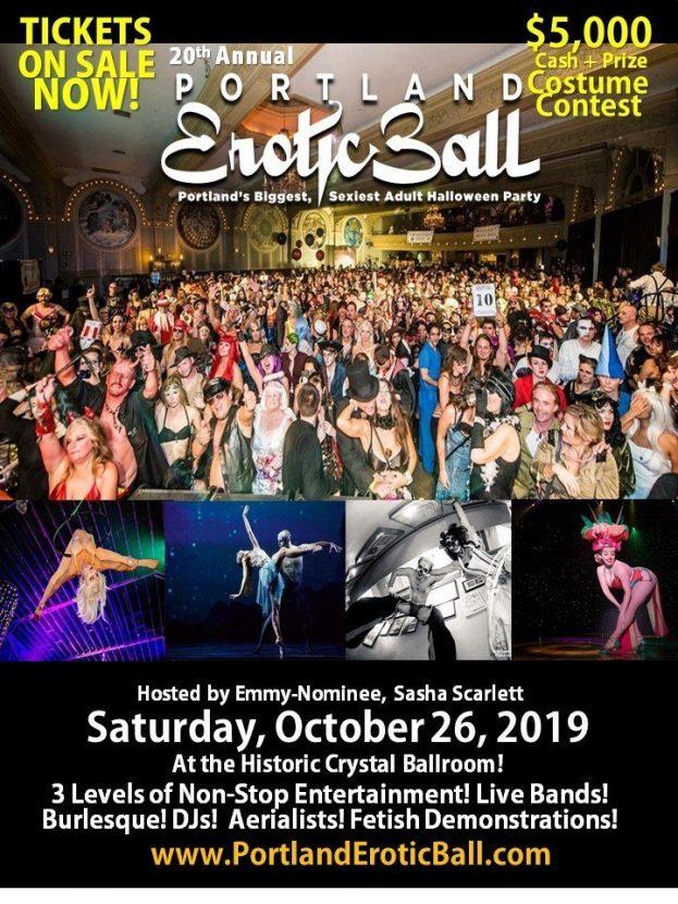 erotic ball 2019