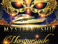 Heartbeat Silent Disco - Mystery Ship Masquerade Party 2019