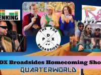 PDX Broadsides Homecoming Show!