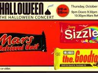 An MRU Halloween with Jenny Sizzler!