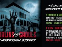 Goblins & Ghouls on Morrison St.