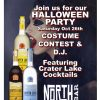 north bar halloween 2019