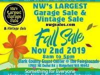 NW'S LARGEST Garage Sale & Vintage Sale