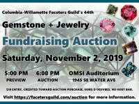 flyer-44th Gemstone and Jewelry auction