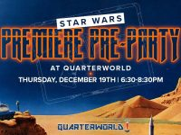 The 'Star Wars' Premiere Pre-Party