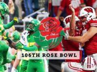 2020 Rose Bowl