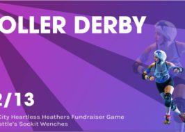 13 Heartless Heathers vs. Sockit Wenches - Fundraiser Bout!