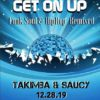 Get on Up - December 28th at Goodfoot 9pm-2am