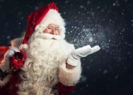 Bluehour Santa BrunchBluehour Santa Brunch