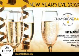 champagne ball 2019 2020