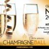 champagne ball 2020