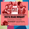 90s r&b night @ Goodfoot