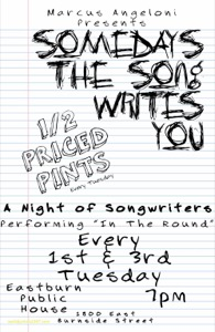 Somedays the song writers you