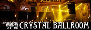 Banner for Crystal Ballroom
