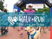 Walk/Run for the Animals is the Humane Society